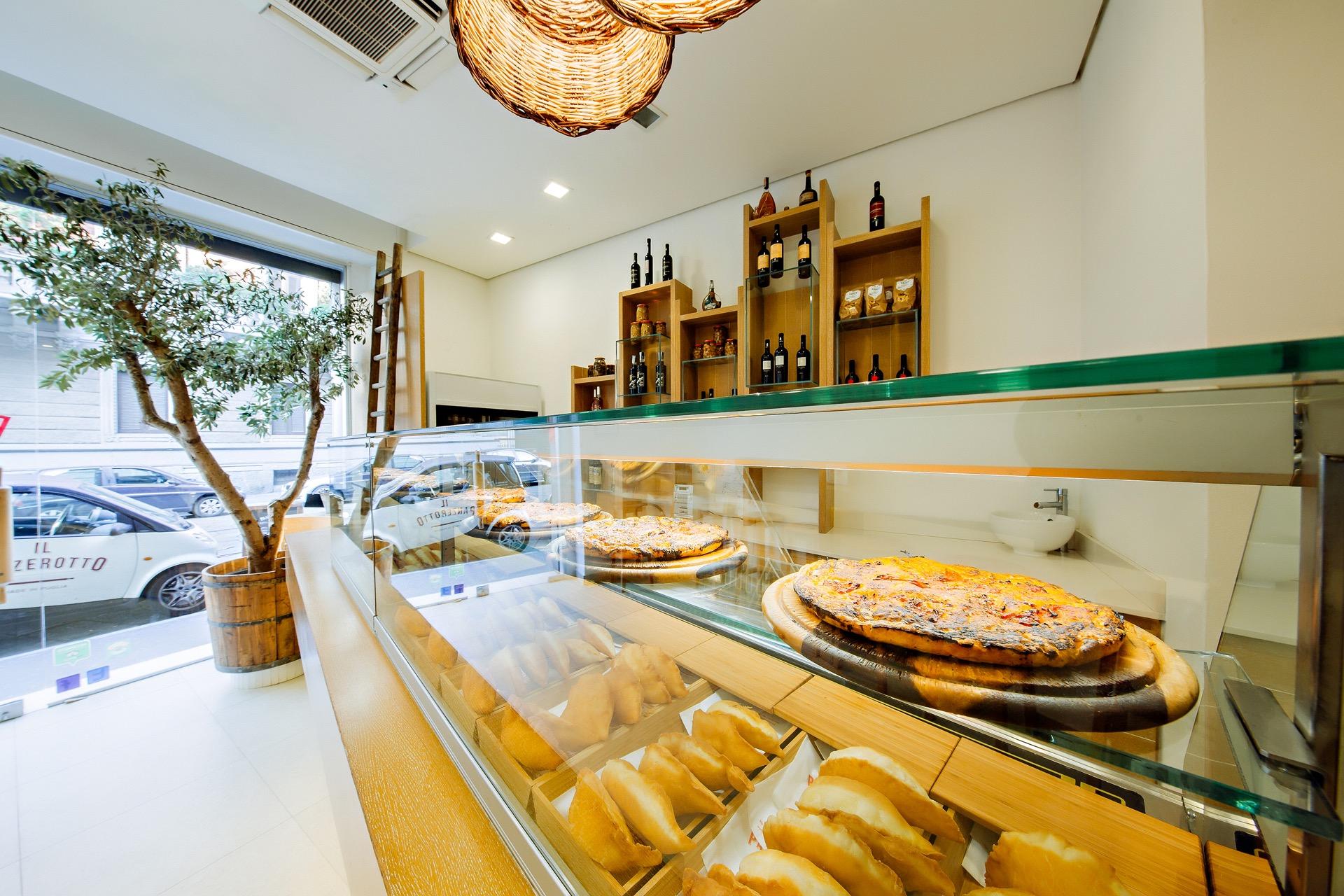 franchising street food alimentare panzerotto panzerotti